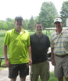 Golf Tournament 2012