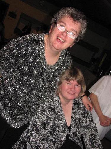 Paula and Kathy
