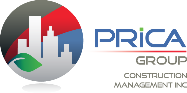 Prica Group Construction Management logo