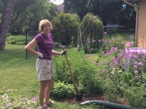 Green Thumb Volunteer Barb