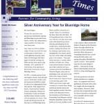 Newsletter Winter 2013