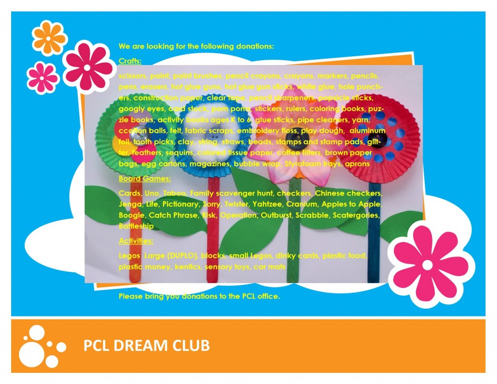PCL Dream Club