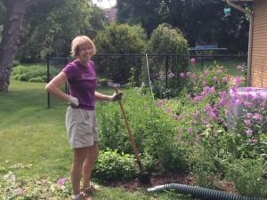 Green Thumb Volunteer Barb